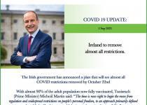Covid-19 更新