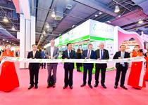 爱尔兰教育与技能部副部长为中国国际教育展开幕剪彩