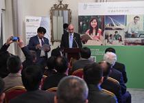 爱尔兰高校与安徽教育代表团举办中爱教育交流会