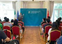 2021爱尔兰留学行前说明会取得圆满成功