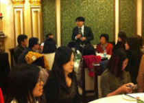 ICAN校友活动,天津、武汉 爱尔兰日校友晚宴圆满结束